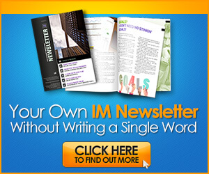 The Internet Marketing Newsletter PLR Membership