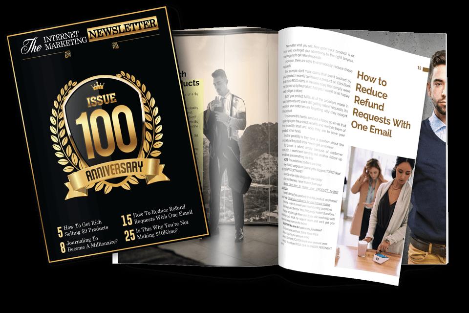 The Internet Marketing Newsletter PLR Review