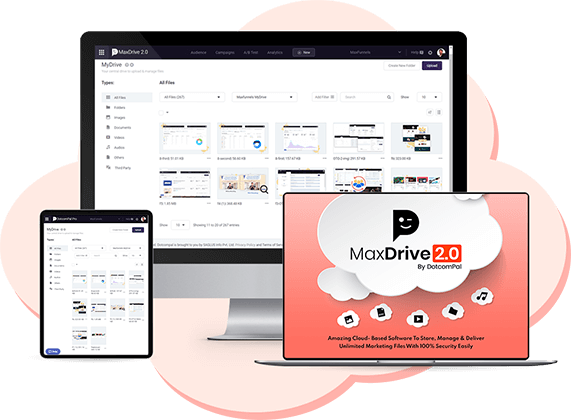 MaxDrive 2.0 Review - MaxDrive 2.0 Bonuses