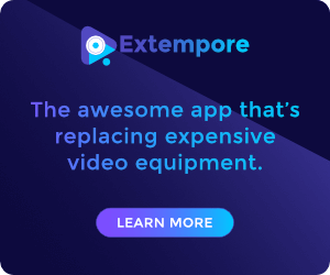 Extempore - The #1 smartphone app