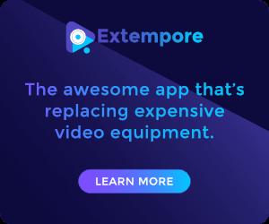 Extempore - The #1 smartphone app