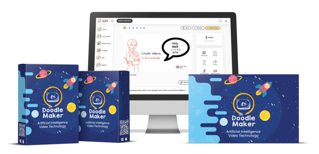 Doodle Maker Review And Bonuses