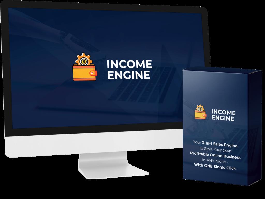 Income Engine Software Reviews + Bonuses