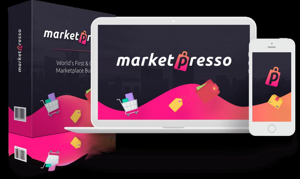 MarketPresso 3.0 Review & OTOs' Links