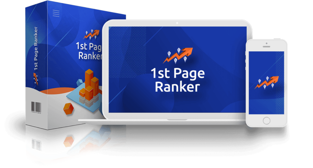 1st Page Ranker App By Ali G Review