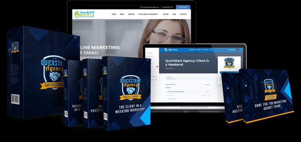 QuickStart Agency Review