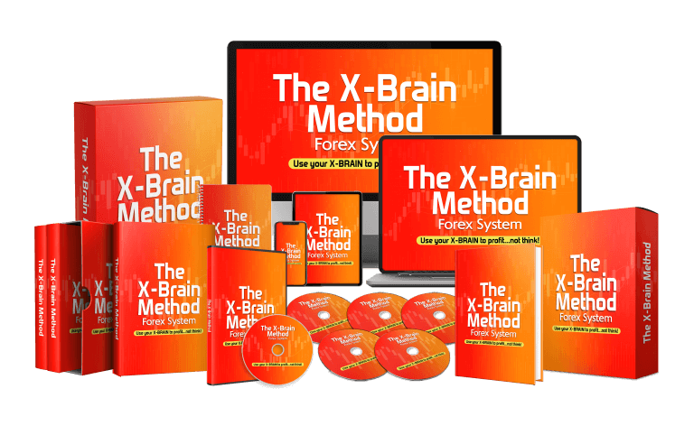 Download The X-Brain Method Forex System By Forex Comrades