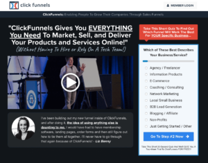 ClickFunnels - Best Seller - Free 14 Day Trial